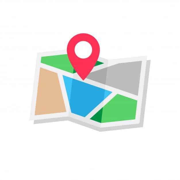 vecteur localisation