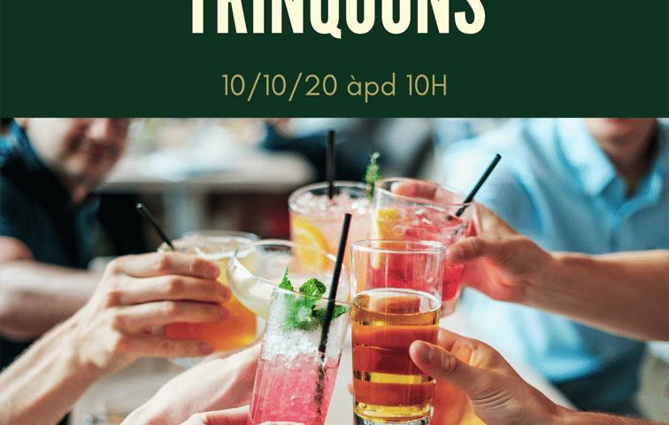 10 ans Plaisir Vert - Trinquons !